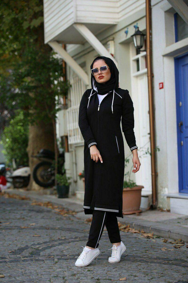 Hijab Freizeitanzug