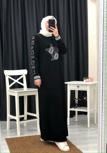 hijab kleid
